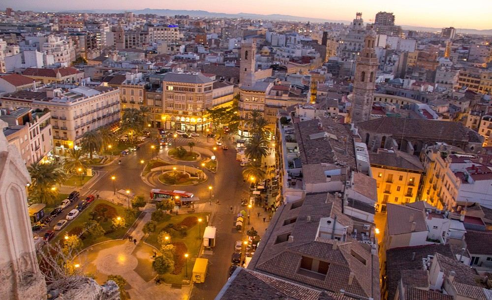 Direcciones a Avenida De Ecuador (Valencia) en transporte público