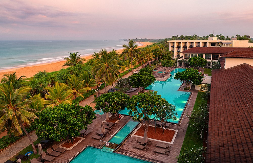 Best places to stay in Bentota - Centara Ceysands resort review