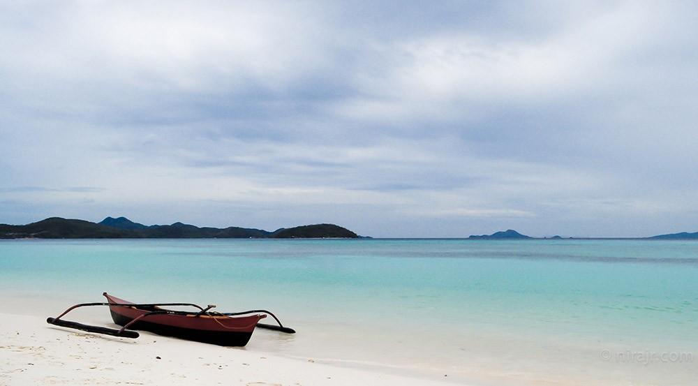 Best snorkeling spots around Coron - Banana Island