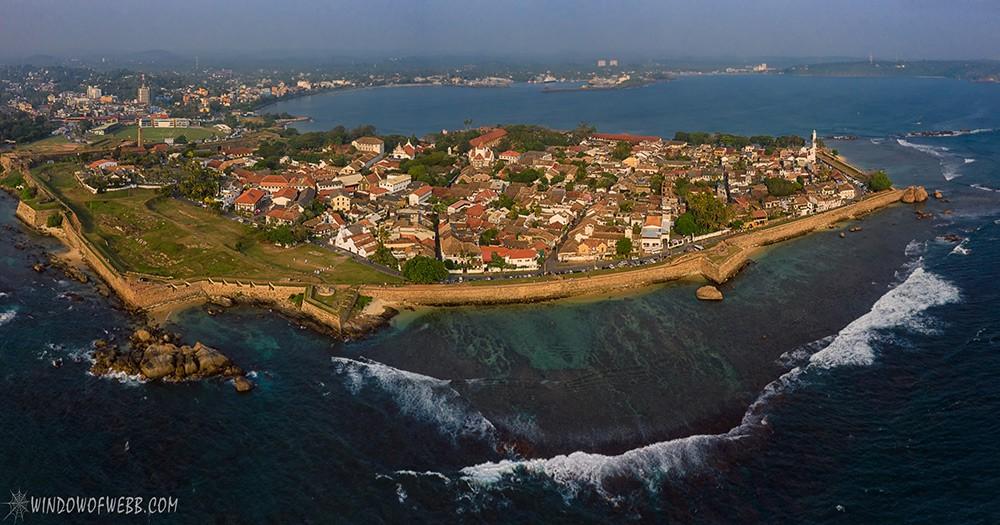 Sri Lanka itinerary - Galle Fort