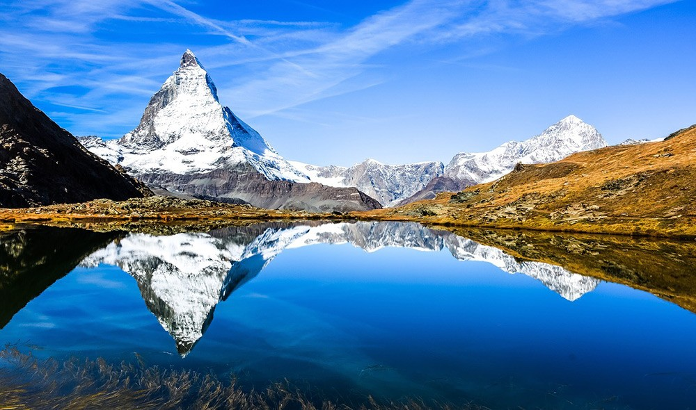 Where to go for the best views in Switzerland: 5 Lakes Walk