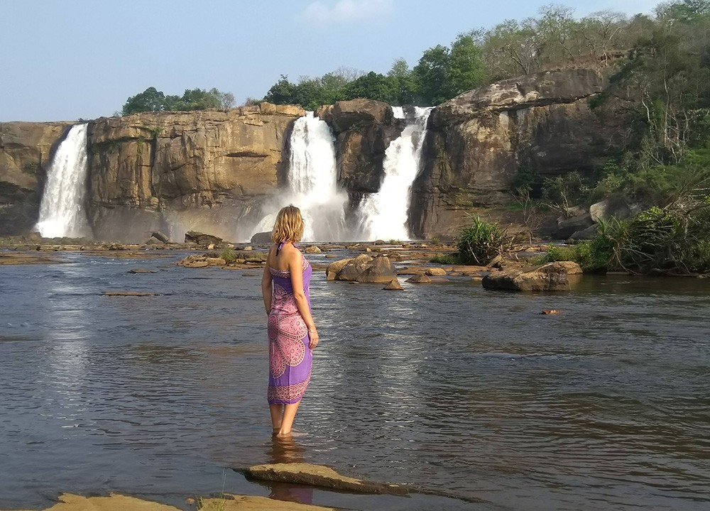 What not to miss in Kerala: waterfalls