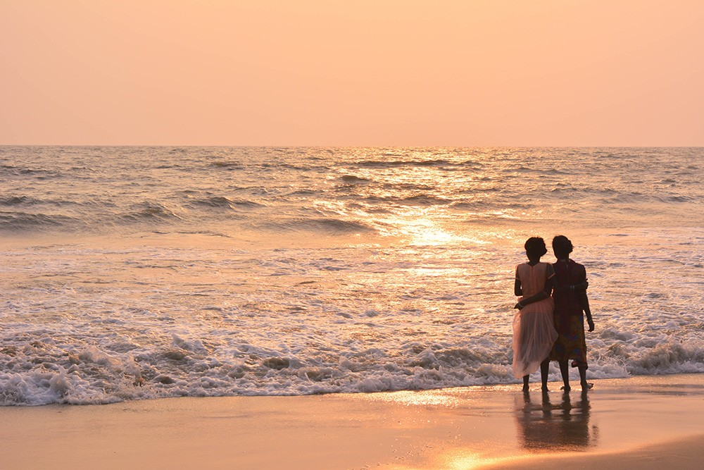 Kerala highlights: visit the beaches in Kerala