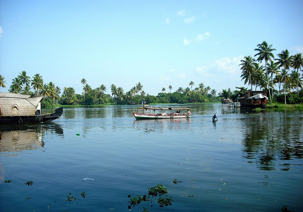 Kerala highlights: places not to miss in Kerala - Backwaters