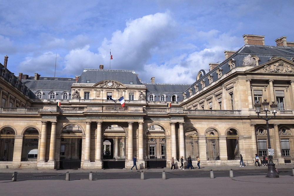 Itinerary for a short trip to Paris: Palais Royal