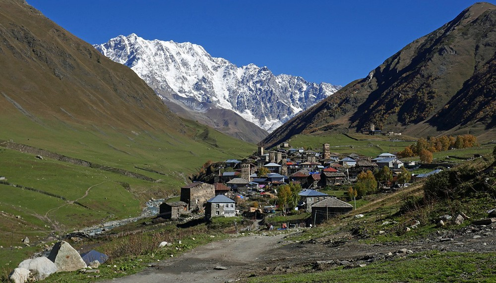Best time to visit Caucasus
