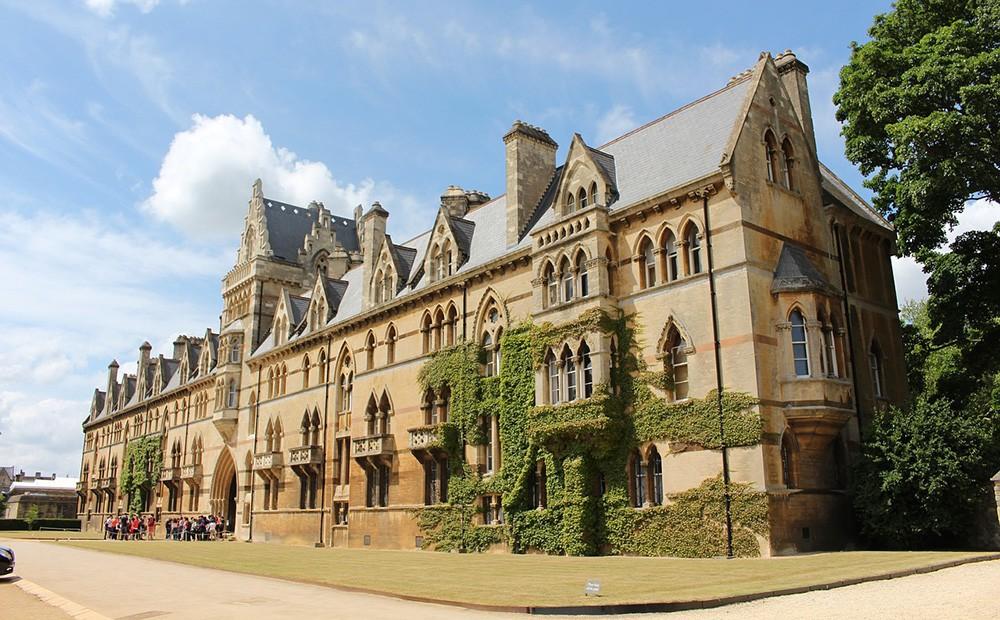 Living in Oxford, UK