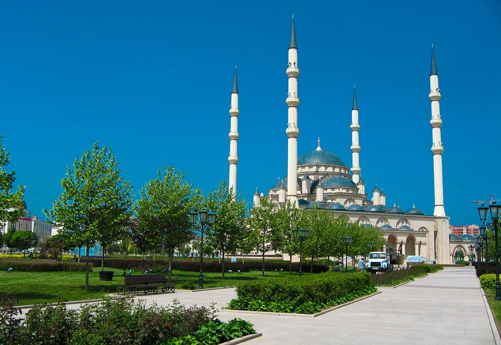 Caucasus travel: Chechnya