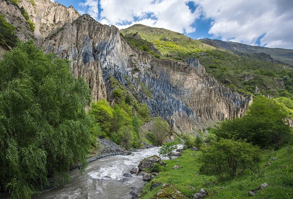 Why travel to the Caucasus?
