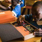 Global education Kenya image