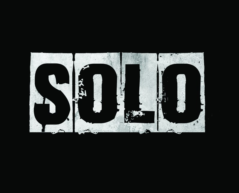 solo logo fiction