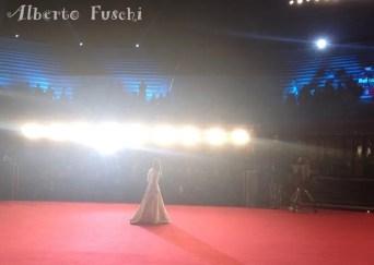 "Alessandra Mastronardi, Roma Fiction Fest 2013, Red Carpet ""L'Ultima Ruota del Carro"""