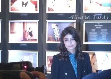 Alessandra Mastronardi, Vanity Fair Boscolo Exedra
