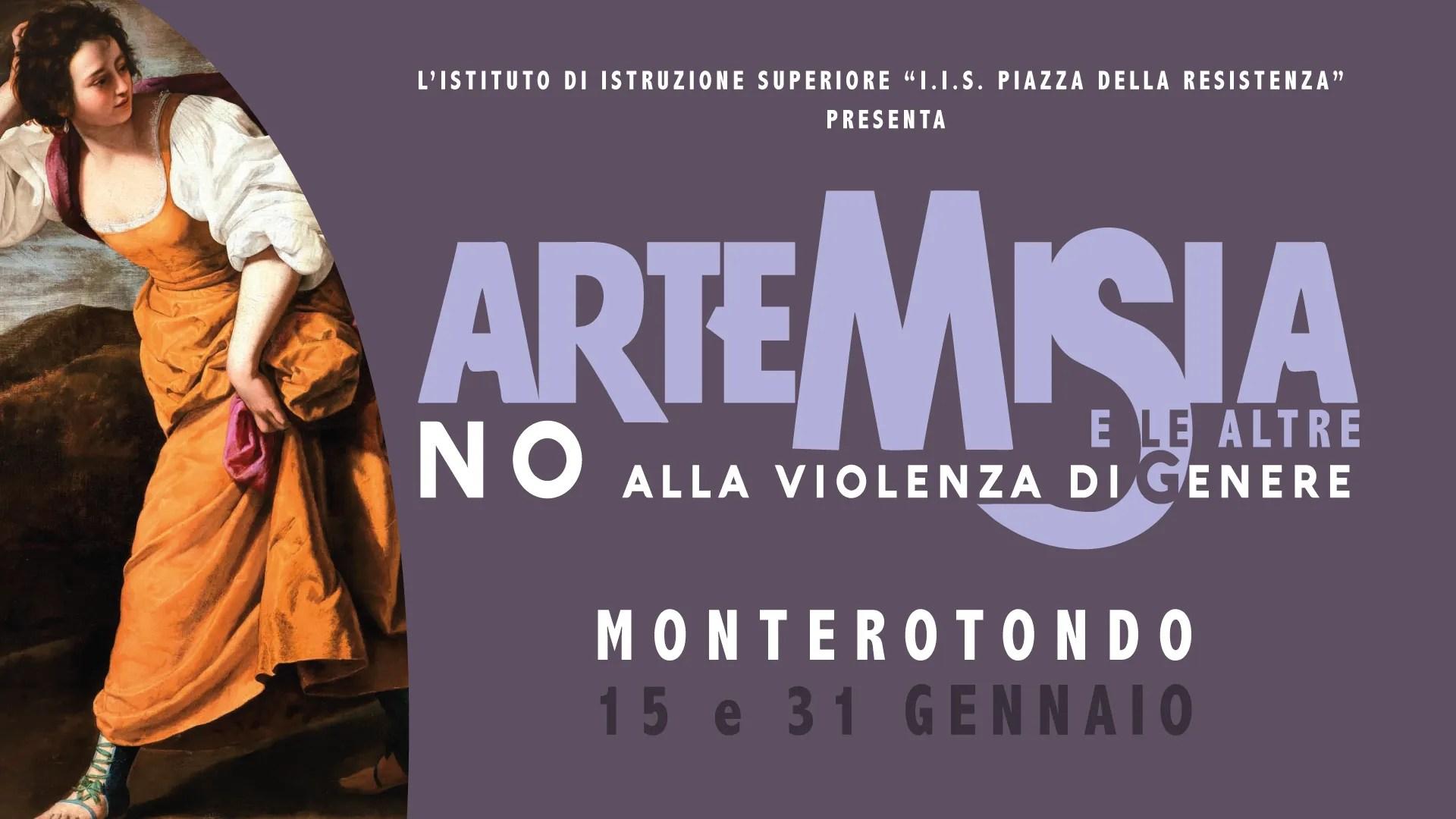 Artemisia dice NO alla violenza di genere