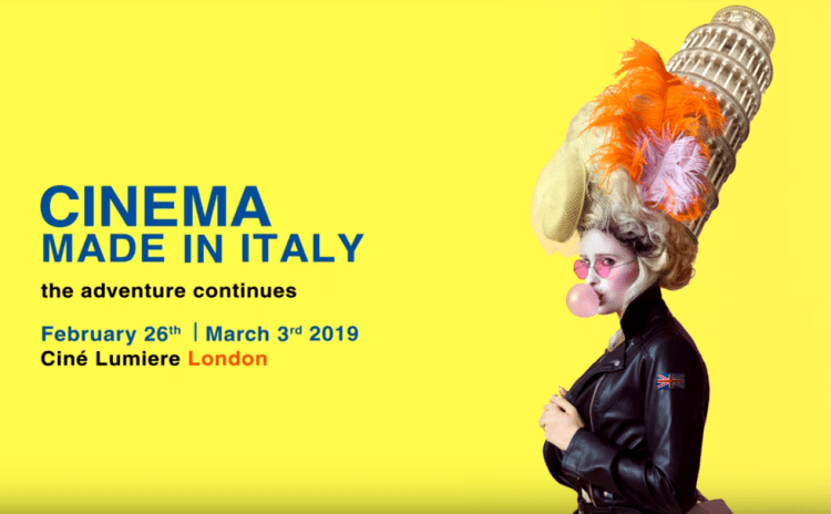 cinema made in italy london