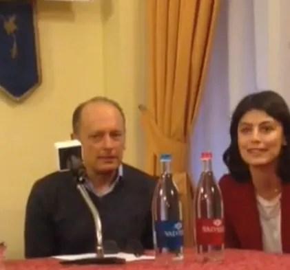 stefano-gallini-durante-alessandra-mastronardi-riviera-international-film-festival