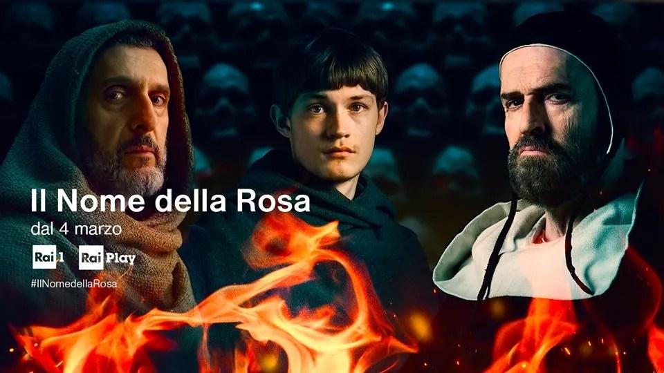 Il Nome della Rosa: un successo italiano che verrà trasmesso in America e UK