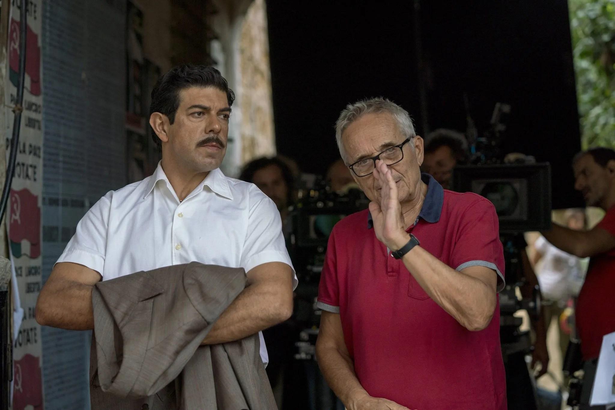 """Pierfrancesco Favino verso Cannes con il film """"Il traditore"""" di Bellocchio"""