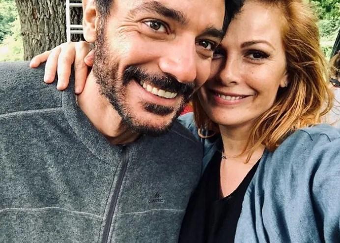 """Vanessa Incontrada ritorna sul set con la fiction """"Angela"""" casting in Calabria, le prime foto dalle riprese"""