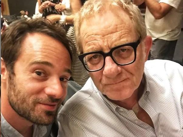 I Cesaroni a volte ritornano, Ludovico Fremont e Antonello Fassari insieme ma è solo nostalgia, i messaggi di affetto dei fan