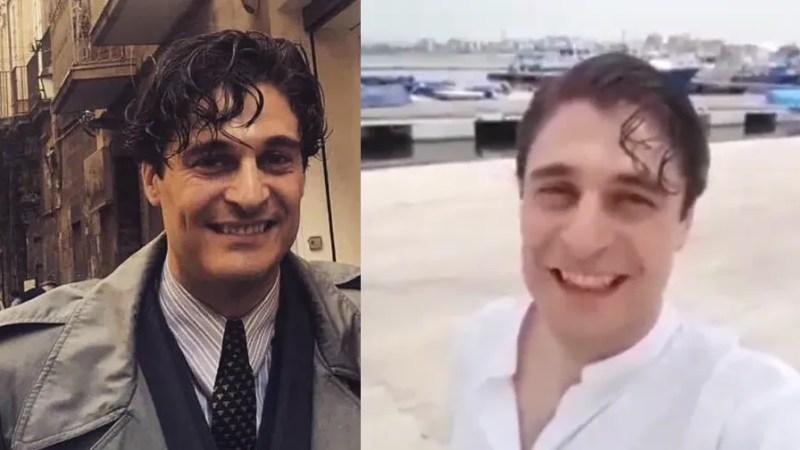 Lino Guanciale a Taranto, le prime foto dal set de Il Commissario Ricciardi
