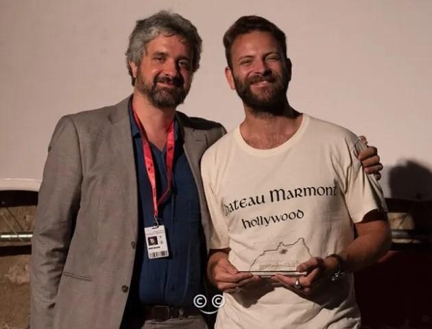 Alessandro Borghi riceve l'Ischia Film Award «Sarò Giulio Regeni»