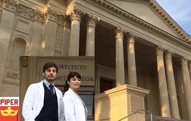 Palinsesti Rai nessun annuncio per l'Allieva 3, restaurato in tempi record l'Istituto di Medicina legale (British School at Rome) VIDEO ESCLUSIVO
