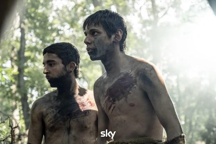 romulus-serie-tv-riprese