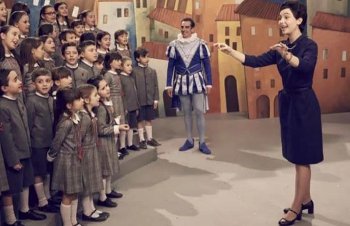 """""""Giorgio Ambrosoli"""", """"I ragazzi dello zecchino d'oro"""" e """"Nilda"""" i primi Tv Movie della Rai di autunno"""