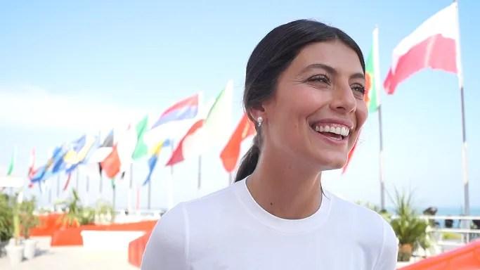 Alessandra Mastronardi a Venezia 76, le prime parole da madrina «Un bellissimo riconoscimento, L'Allieva 3 tra grandi sorprese e new entry» INTERVISTA