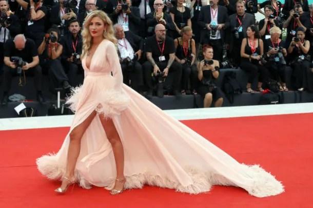 venezia 76 red carpet marriage story eleonora carisi