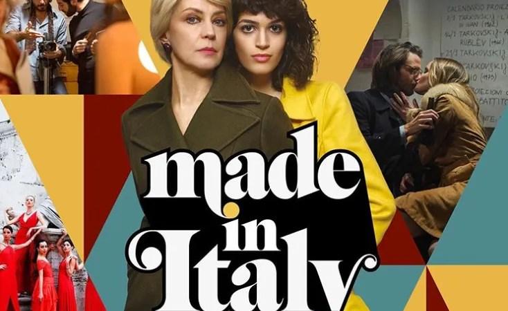Made in Italy la prima fiction italiana di Amazon Prime Video