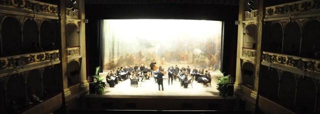 Orchestra Nova Amadeus a RietiTeatro