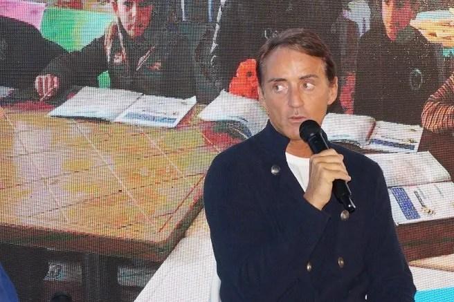 Italia-Grecia, Roberto Mancini «La Nazionale non è più l'evento di una volta»