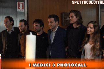 i-medici-3-photocall