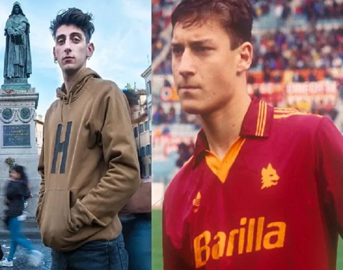 """Pietro Castellitto interpreterà Totti nella serie tv """"Un Cap"""