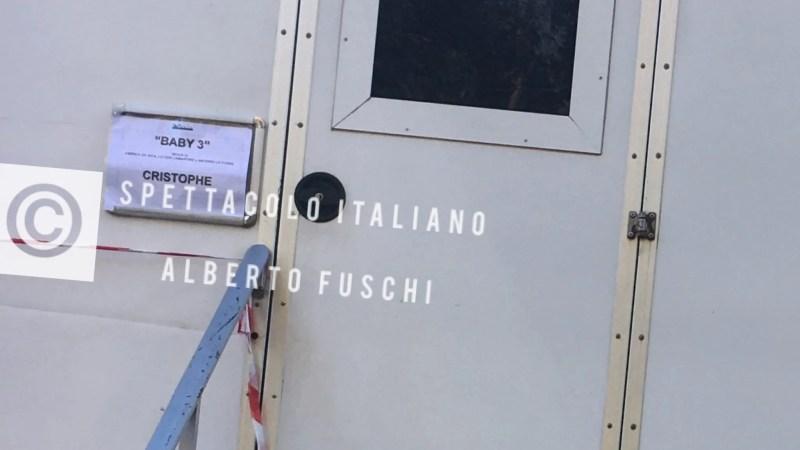 Baby 3 riprese a Villa Borghese