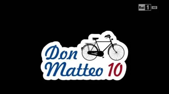 Logo Don Matteo 10 1