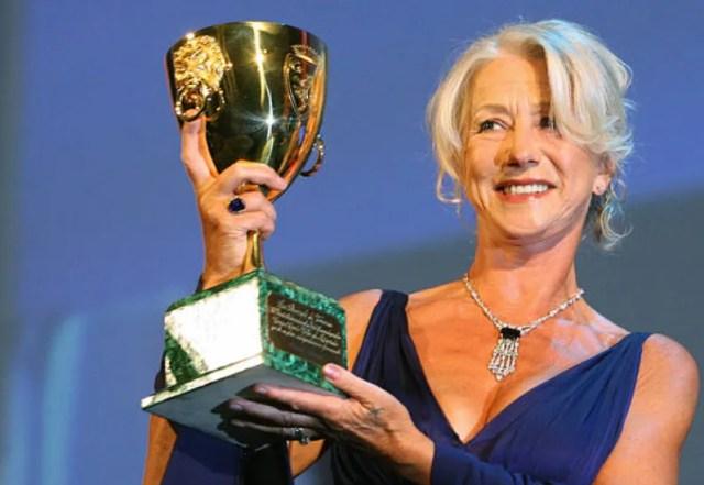 Helen Mirren premio alla carriera alla Berlinale 2020 e l'el