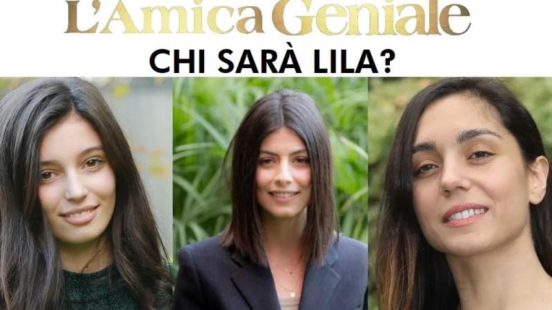 L'Amica Geniale 3 Alessandra Mastronardi o Cristiana Dell'Anna, chi sarà Lila nella terza stagione?