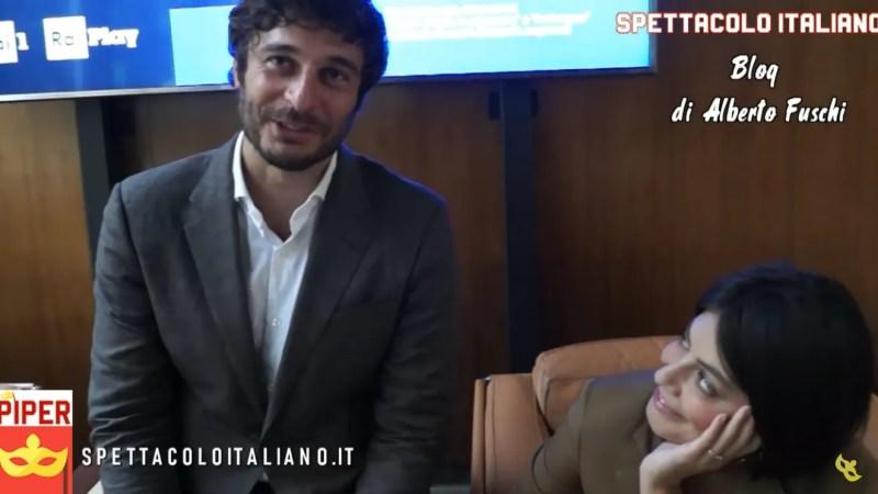 Lino Guanciale e Alessandra Mastronardi intervista, L'Allieva 3 stasera in tv, anticipazioni prima puntata