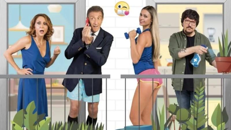 Lockdown all'italiana critiche per il nuovo film di Vanzina