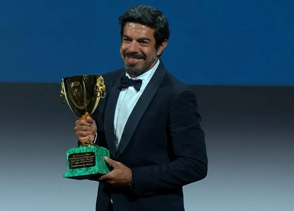 Venezia 77 vincitori e premiazione, Pierfrancesco Favino vince la Coppa Volpi 2020, Leone D'Oro a Nomadland, la cerimonia di chiusura