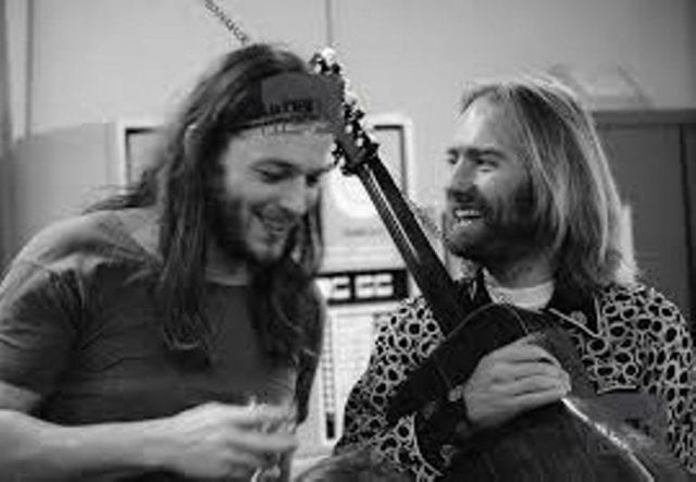 David Gilmour & Roy Harper