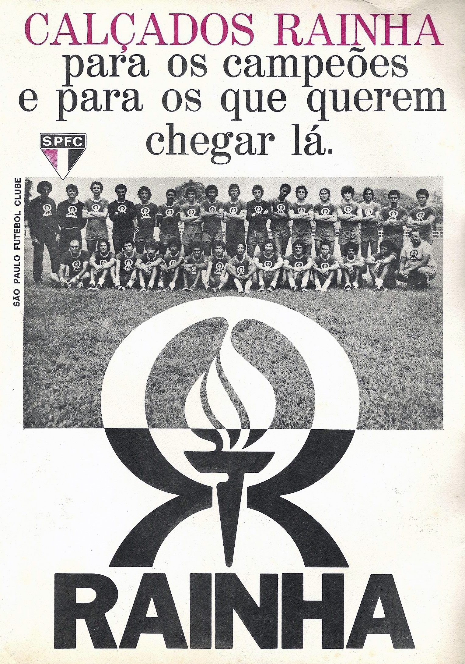 Rainha tricolor