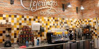 Tejeringo´s Coffee abre su quinto centro y ya prepara una nueva apertura