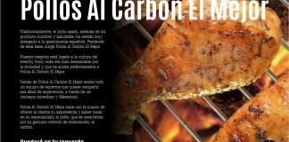 Pollos al carbón el mejor acude al Salón Franquiatlántico en su XVIII Edición