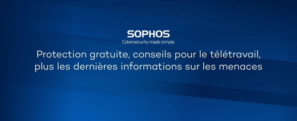 Sophos protection