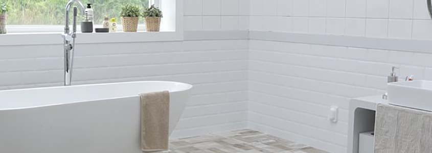 relooker un carrelage de salle de bain