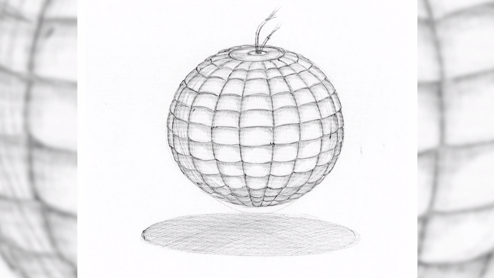 12 Drawing Of Sphere